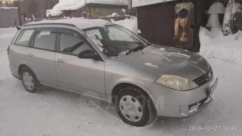 Nissan Wingroad, 2003 год, 210 000 руб.