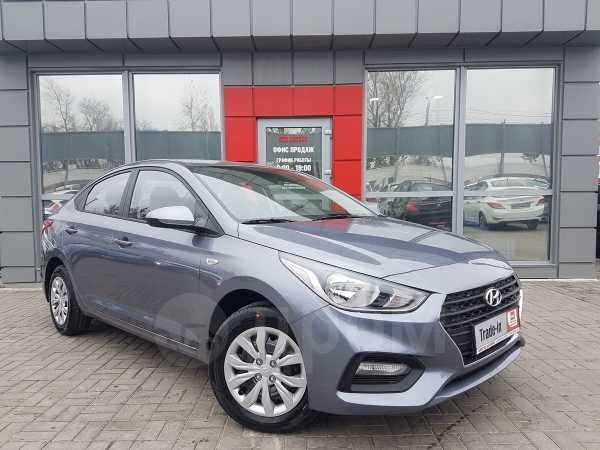 Hyundai Solaris, 2017 год, 869 000 руб.