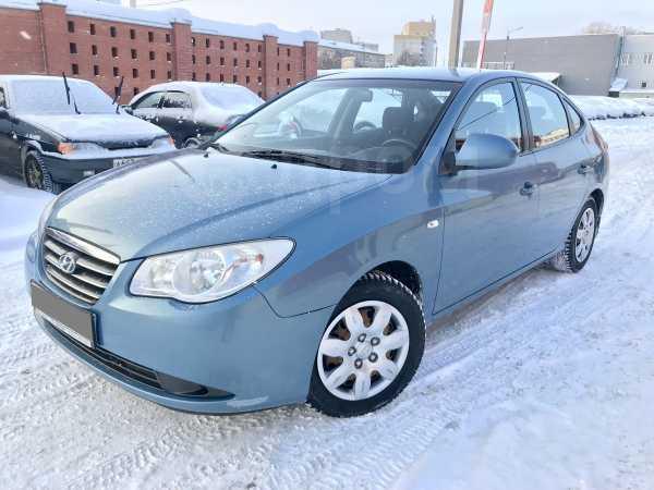 Hyundai Elantra, 2007 год, 435 000 руб.
