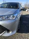 Toyota Corolla Fielder, 2016 год, 790 000 руб.