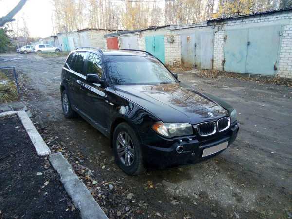 BMW X3, 2004 год, 480 000 руб.