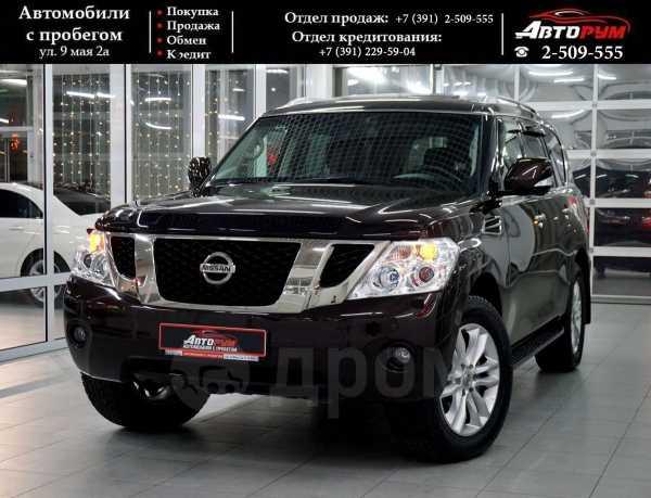 Nissan Patrol, 2010 год, 1 457 000 руб.