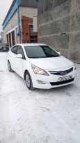 Hyundai Solaris, 2015 год, 565 000 руб.