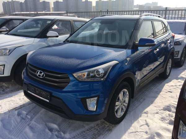 Hyundai Creta, 2018 год, 1 331 000 руб.