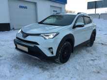Воронеж Toyota RAV4 2018