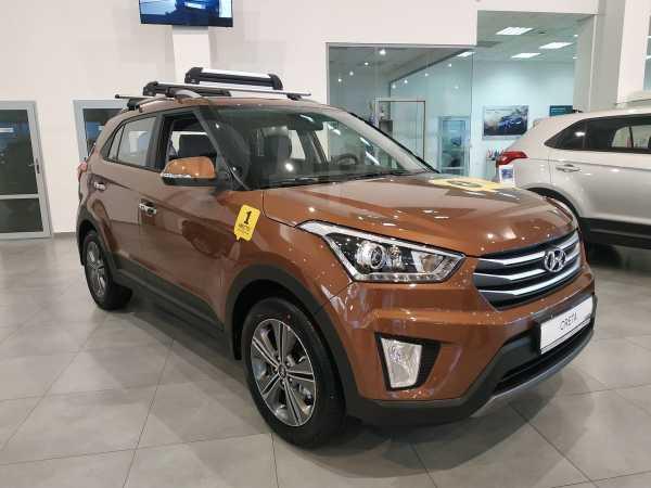 Hyundai Creta, 2018 год, 1 483 600 руб.