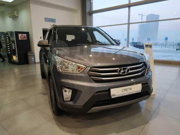 Hyundai Creta, 2018 год, 1 358 365 руб.