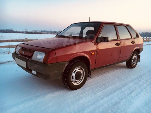 Лада 2109, 1990 год, 69 000 руб.