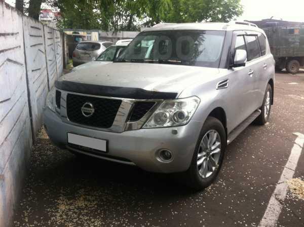 Nissan Patrol, 2011 год, 900 000 руб.