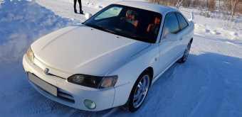 Магистральный Corolla Levin 1999