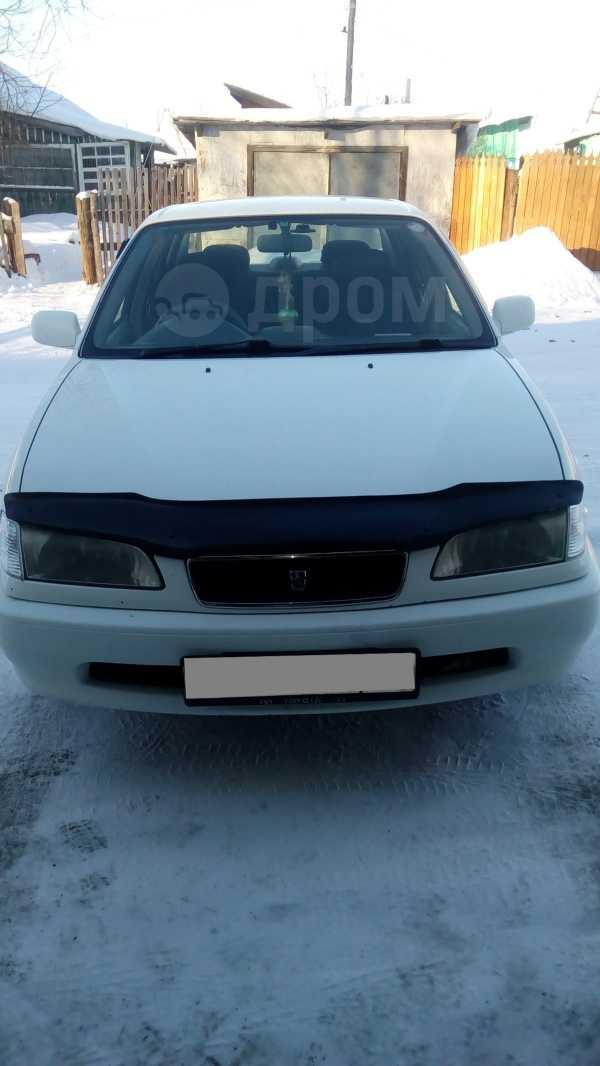 Toyota Sprinter, 1998 год, 230 000 руб.