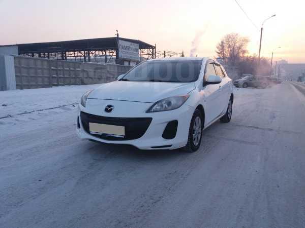 Mazda Mazda3, 2013 год, 625 000 руб.