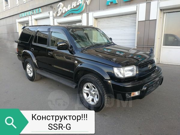 Toyota Hilux Surf, 2002 год, 415 000 руб.