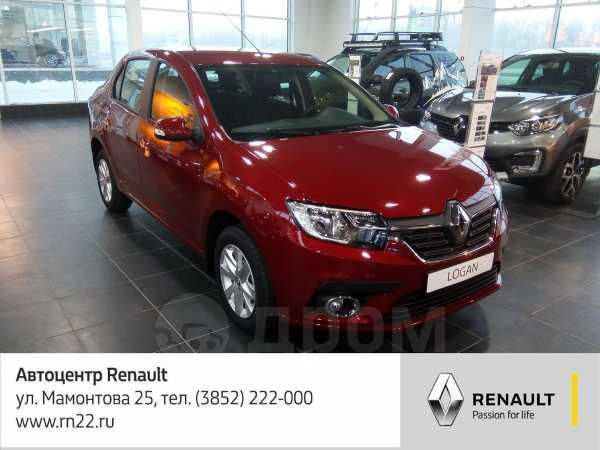 Renault Logan, 2018 год, 775 970 руб.