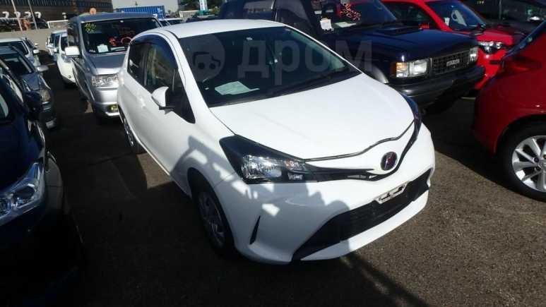 Toyota Vitz, 2014 год, 580 000 руб.