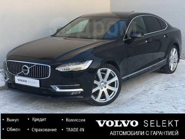 Volvo S90, 2016 год, 3 247 000 руб.