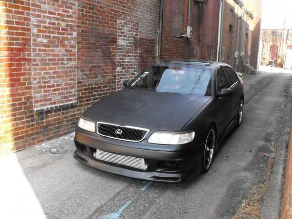 Lexus GS300, 1994 год, 690 000 руб.