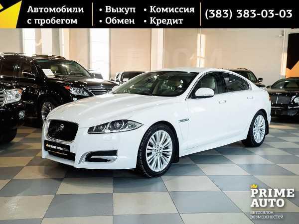 Jaguar XF, 2012 год, 1 329 000 руб.
