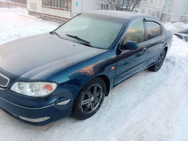 Nissan Maxima, 2001 год, 300 000 руб.