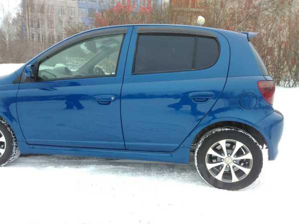 Toyota Vitz, 2001 год, 285 000 руб.