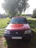 Chevrolet Niva, 2003 год, 155 000 руб.
