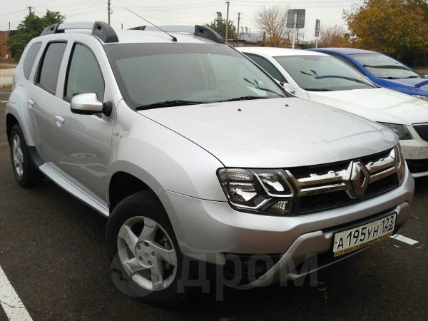 Renault Duster, 2015 год, 748 000 руб.