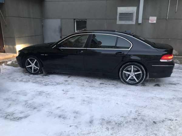 BMW 7-Series, 2007 год, 560 000 руб.