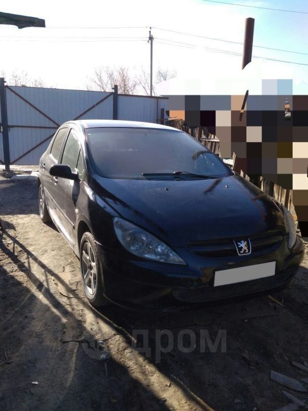 Peugeot 307, 2003 год, 140 000 руб.