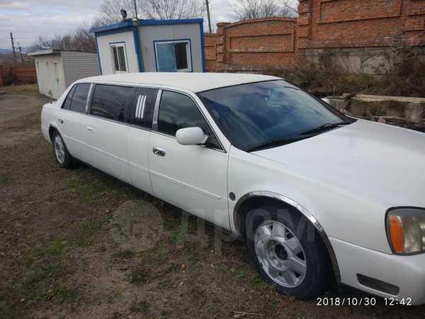 Cadillac DeVille, 2002 год, 350 000 руб.