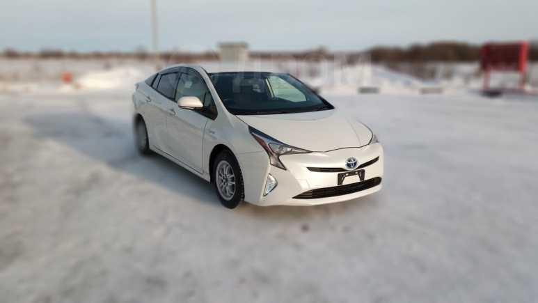 Toyota Prius, 2016 год, 1 210 000 руб.