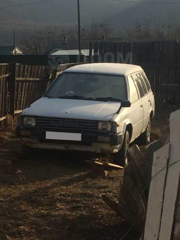 Nissan AD, 1988 год, 30 000 руб.
