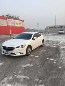 Абакан Mazda6 2017