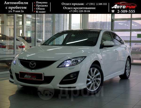 Mazda Mazda6, 2011 год, 687 000 руб.
