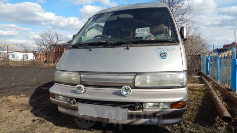 Toyota Master Ace Surf, 1989 год, 145 000 руб.