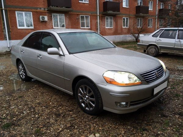 Toyota Mark II, 2004 год, 270 000 руб.