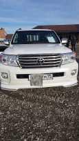 Toyota Land Cruiser, 2014 год, 3 100 000 руб.