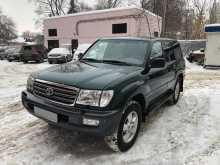 Рязань Land Cruiser 2004