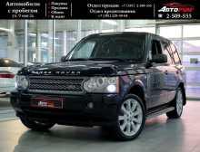 Красноярск Range Rover 2009