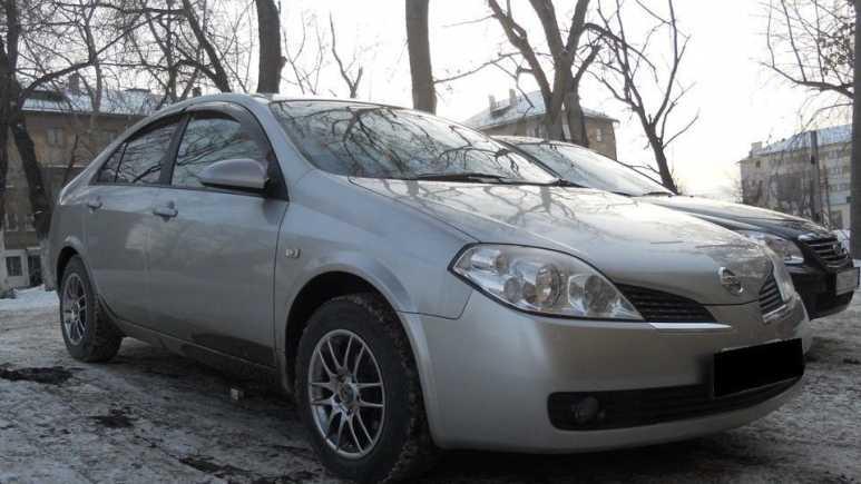 Nissan Primera, 2003 год, 425 000 руб.