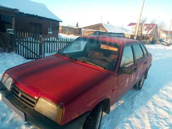 Лада 21099, 1995 год, 19 500 руб.