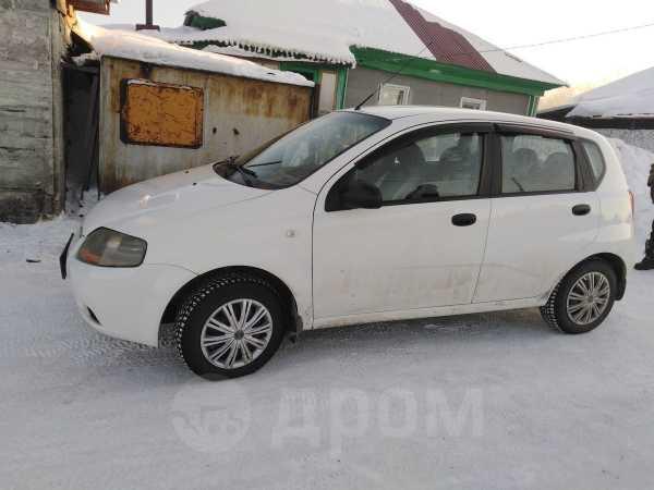 Chevrolet Aveo, 2007 год, 167 000 руб.