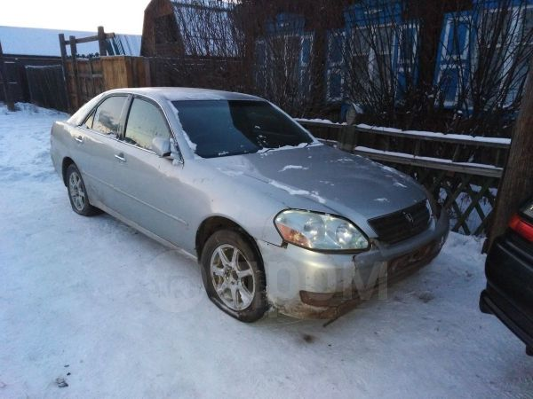 Toyota Mark II, 2003 год, 70 000 руб.