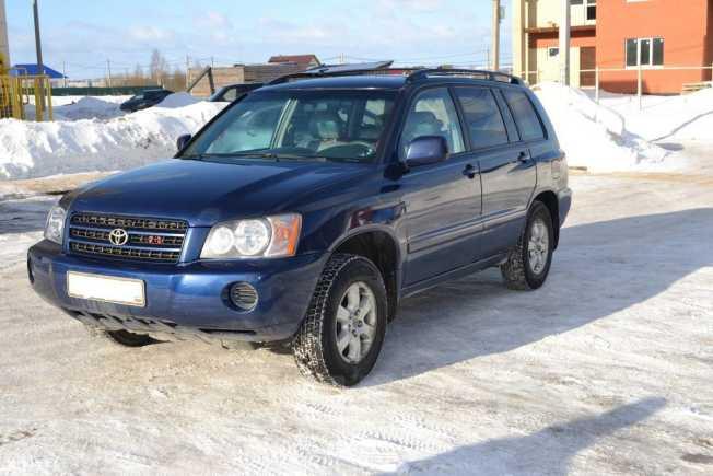 Toyota Highlander, 2001 год, 430 000 руб.