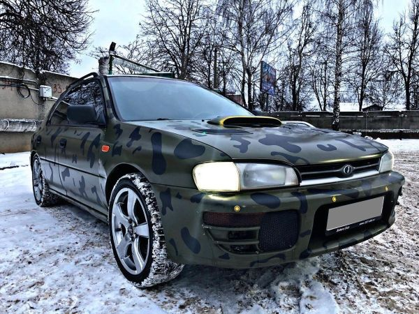 Subaru Impreza, 1996 год, 170 000 руб.