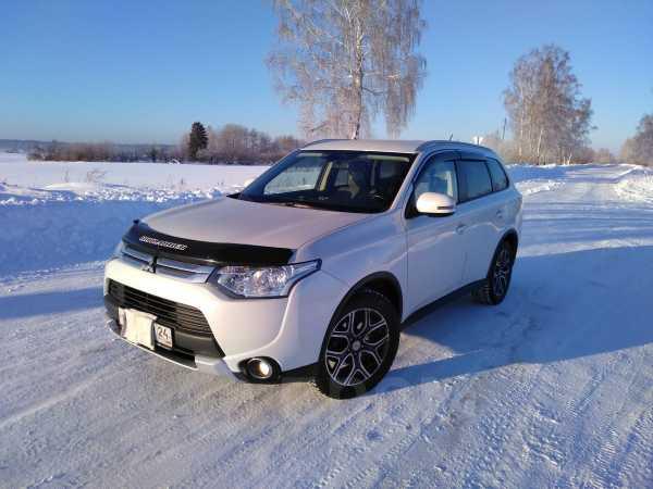 Mitsubishi Outlander, 2014 год, 1 210 000 руб.