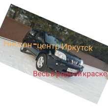Иркутск X-Trail 2006