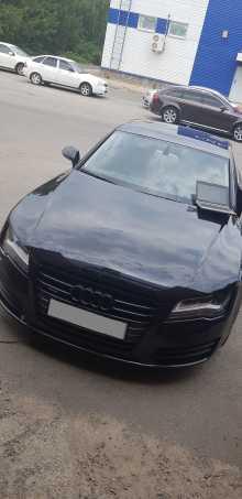Белгород Audi A7 2010