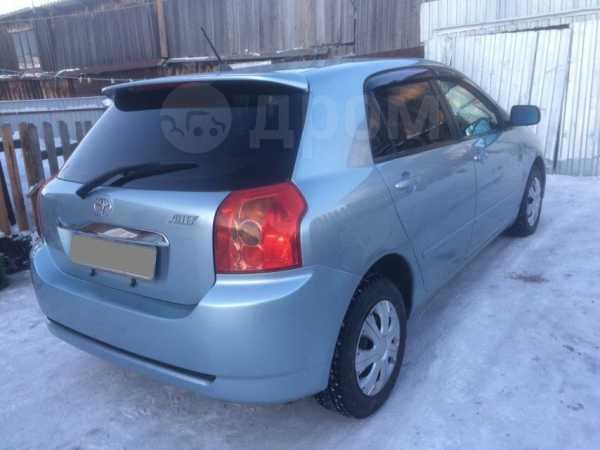 Toyota Allex, 2004 год, 410 000 руб.