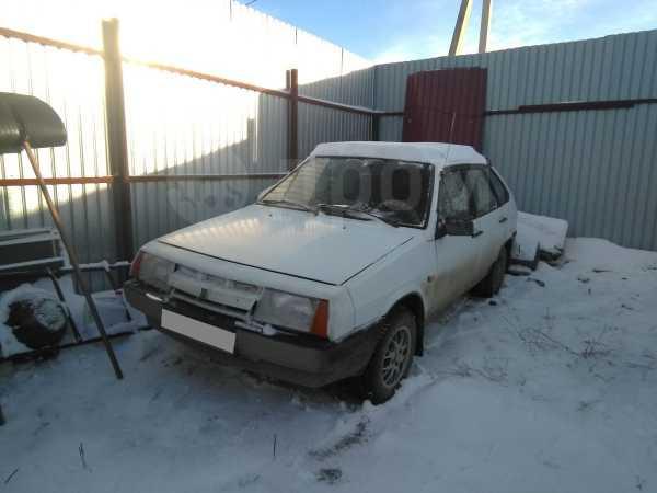 Лада 2109, 1988 год, 40 000 руб.