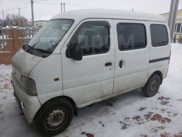 Suzuki Every, 2001 год, 155 000 руб.